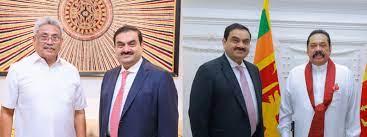 Indian Billionaire Gautam Adani meets President & Prime Minister