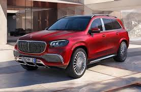 The maybach gls is the luxury marque's first entry into the crossover segment. Mercedes Benz Announces Ultra Luxury Maybach Gls 600 Somag News