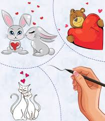 Cute Drawings For Him Draw These Cute Things For Your Boyfriend And Stupefy Him