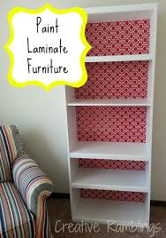 painting laminate furnitureHow to Paint Laminate Furniture  Creative Ramblings