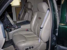 2002 chevy avalanche bucket seat covers