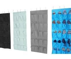 hanging door closet organizer. TUSK College Storage - Hanging Over-The-Door Shoe Pockets Dorm Closet Organization Must Have Organizer Living Door G