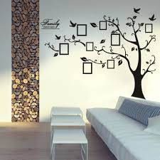 picket fence wall decal ideas for picture frames on walls google search  family tree wall decal