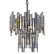 fifth and main lighting madison 18 in 4 light aged bronze two tier frame