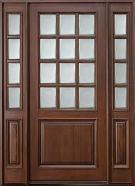 house door texture. Classic Series Mahogany Solid Wood Front Entry Door - Single With 2 Sidelites GD- House Texture O