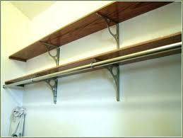 led closet rod lighting closet rod holder and shelf bracket rods pull down with led lights led closet rod lighting
