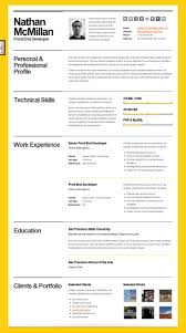 202 Best Resume Templates Images On Pinterest Ab Workout Plans