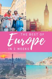 Teen european travel guides