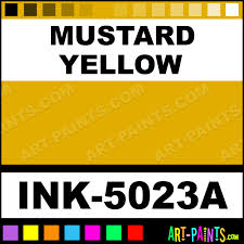 Mustard yellow paint Crown Mustard Yellow Paint Art Paints Mustard Yellow Ink Tattoo Ink Paints Ink5023a Mustard Yellow