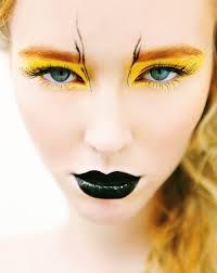 yellow bird makeup