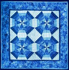 How many complementary color schemes are there & Kaleidoscope quilt in a cool monochromatic color scheme Adamdwight.com
