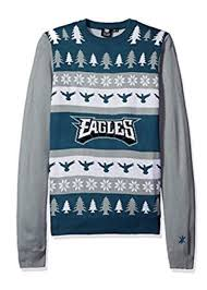 Philadelphia Eagles Sweater With Lights Pin On Clothing Shoes Accessories
