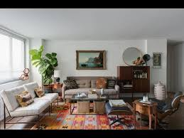 Eclectic Mid-Century Modern Apartment, New York