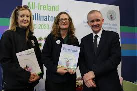 """DAERA on Twitter: """"DAERA Perm Sec Denis McMahon at launch of new 'Farmland  actions to help pollinators guidelines' with Jacinta All-Ireland Pollinator  Plan and Melinda Quinn NIEA. @balmoralshow… https://t.co/juj374Hm39"""""""