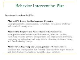 behavior modification plan template co behavior modification plan template