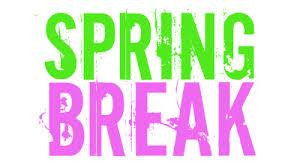 Image result for spring break in march