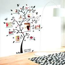 tree picture frame family tree picture frame wall black photo tree frame family tree wall decals