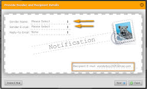 Email Address Templates How To Change Notification Recipient Email Address