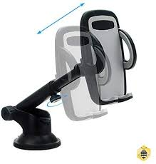 For Samsung Noki <b>iphone</b> LG Universal <b>Cell Phone Car</b> Stand <b>360</b> ...