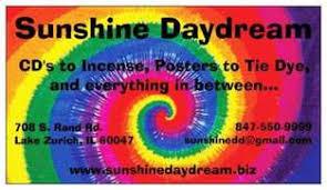 tie dye business cards sunshine daydream tie dye chicago lake zurich il jewelry hotfrog us
