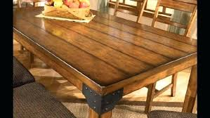 modern rustic dining small round table high top kitchen tables farmhouse reclaimed wood and chairs di