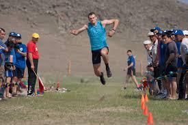 Якутские национальные прыжки