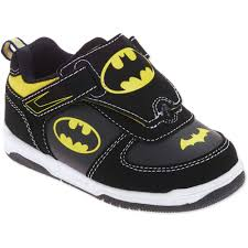 Paw Patrol Light Up Shoes Walmart Batman Toddler Boys Athletic Shoe Walmart Com