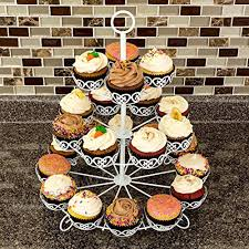 How To Display Cupcakes Without A Stand Impressive 32 Count Cupcake Stand Holder Display By Cooking Upgrades Kitchen