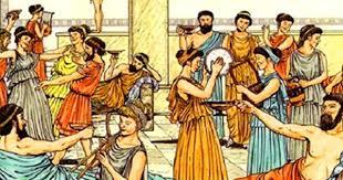 Kết quả hình ảnh cho âm nhạc hy lạp cổ đại