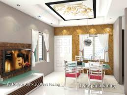 Waynirman  Sq Yds X Sq Ft West Face House Bhk Floor Plan - House hall interior design
