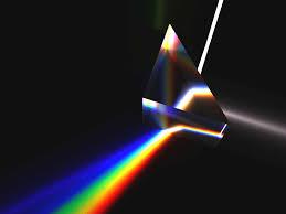 Light Through A Prism La Quaker Seeing The Light Through A Prism Reflections