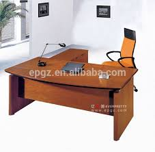 fancy office supplies. Modern Fancy Office Supplies Work Desk Executive Wood Veneer Table Design