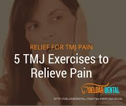 jaw arthritis pain relief