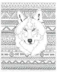 Native American Coloring Books For Adults And Adult Printable