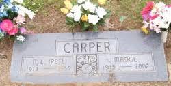 Nick Lucas Carper (1913-1955) - Find A Grave Memorial