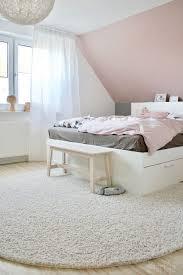 Modern Designe Einrichtungsideen Schlafzimmer Weiß Rosa ...