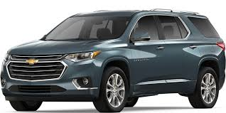 2019 traverse mid size suv crossover 3 row suv graphite metallic