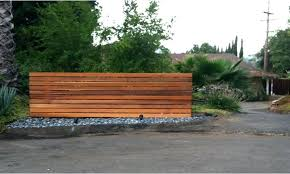 gate modern fence modern fence panels horizontal fence panels modern horizontal