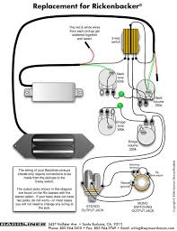 rickenbacker guitar wiring diagram rickenbacker guitar bass pickup wiring artist relations on rickenbacker guitar wiring diagram