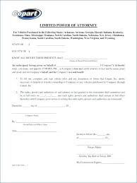 Limited Power Of Attorney Luxury Forms Form Free Templates In Word ...