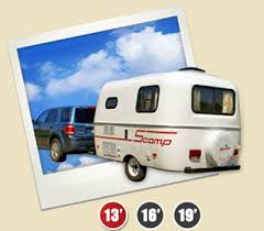 lightweight travel trailers small