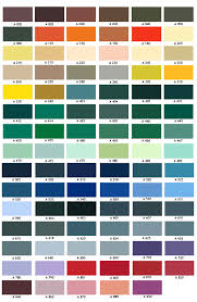 Powder Coat Ral Chart 29 Colour Charts Jotafloor Floor Paint Colours Bs Ral