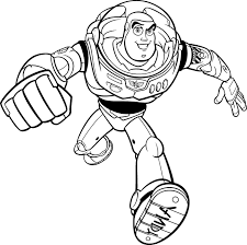 Free Buzz Lightyear Coloring Pages To Print L L L