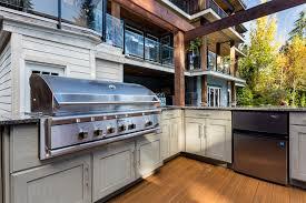 outdoor kitchens genesis kitchen cabinets shallow base ikea units teak fridge and sink unit best wood for black shaker island wall cupboards cedar outside