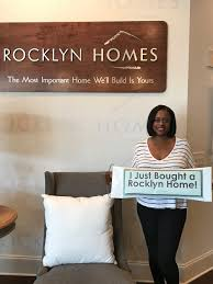 Christine Saunders Design Award Winning Rocklyn Homes Welcomes New Homeowner At