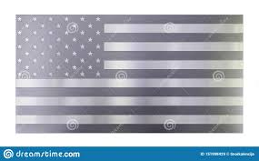Isolated Cool Modern Background Isolated Usa Flag Made Out