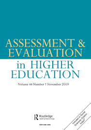 Assessment Evaluation In Higher Education Vol 44 No 7