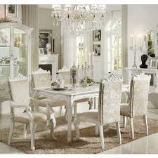 Room  All White Dining Sets   Buy High Quality ...