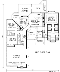 house plan the gilchrist by donald a gardner architects Floor Plans Hillside Home Floor Plans Hillside Home #29 hillside homes floor plans