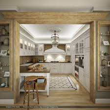 Modern Chic Kitchen Designs Country Chic Kitchen Interior Design Ideas